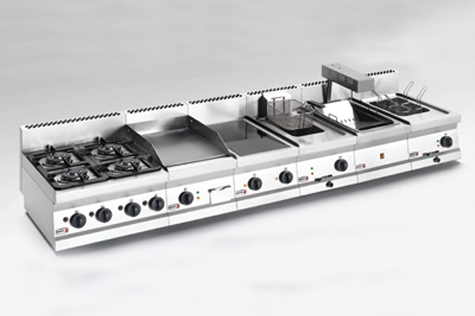 Nigel Stoves Plumbing & Heating - Range cookers